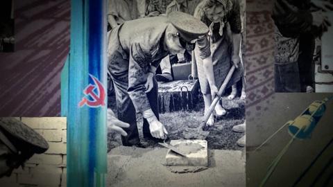 Уникальные кадры с Гагариным и секрет Циолковского