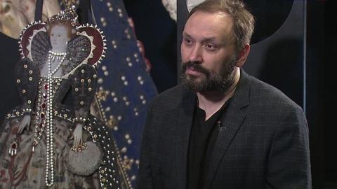Гость в студии — режиссер Владимир Скворцов