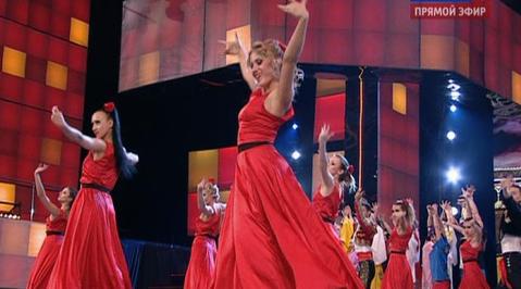 Большие танцы. Самара. Танец 2. 04.05.2013