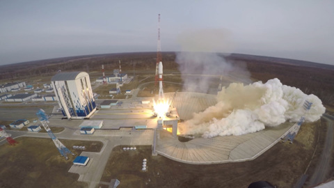 """""""Союз-2.1б"""" успешно вывел спутники на заданные орбиты"""