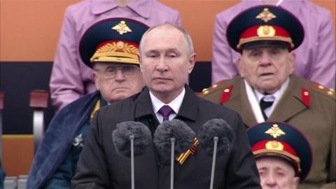 Путин, Шойгу и ветераны высоко оценили парад Победы