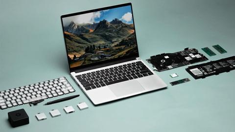 Открылись продажи модульного ноутбука Framework Laptop