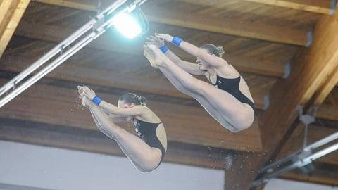 Прыжки в воду. Россиянки взяли золото и серебро чемпионата Европы