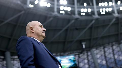 Черчесов: Евро-2020 на одном матче не заканчивается