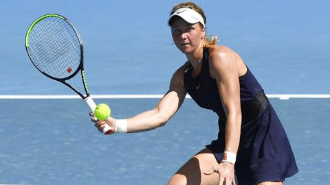 Самсонова поспорит с Азаренко за выход в финал турнира в Берлине