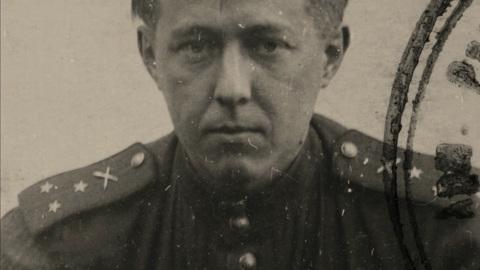 Боевое прошлое Солженицына: выставка в Москве