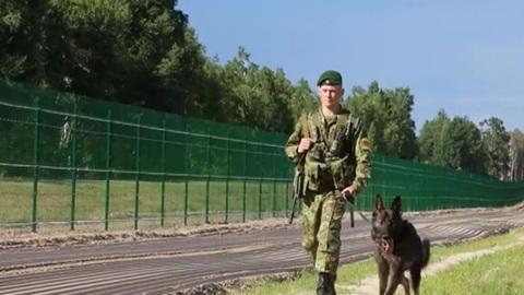 На белорусско-польской границе обнаружен труп женщины