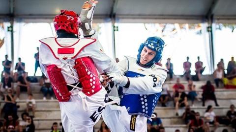Ларин стал обладателем олимпийского золота по тхэквондо
