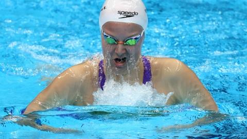 Российская пловчиха подверглась кибербуллингу на Олимпиаде