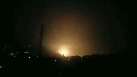 Израиль нанес авиаудары по Ливану