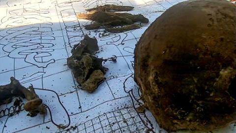 В Карелии обнаружили новые свидетельства зверств финнов во время войны
