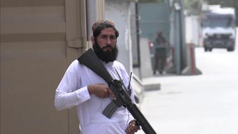 Талибам достались трофеи, о которых союзники США могут лишь мечтать