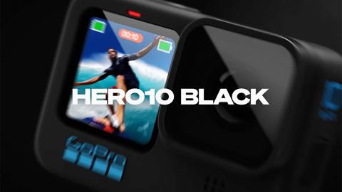 Новая экшн-камера GoPro сближается со смартфонами