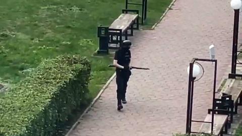 Неизвестный устроил стрельбу в университете в Перми