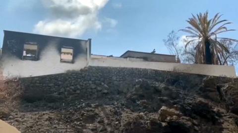 Канарские Помпеи: извержение вулкана не прекращается девятый день