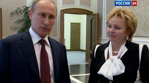 Брак четы Путиных закончился