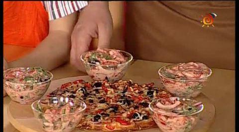Кулинарная академия. Пицца