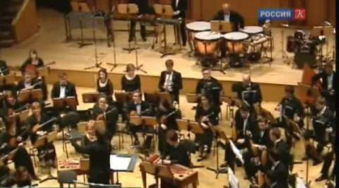 Академический оркестр русских народных инструментов ВГТРК. Оркестр покорил польскую публику