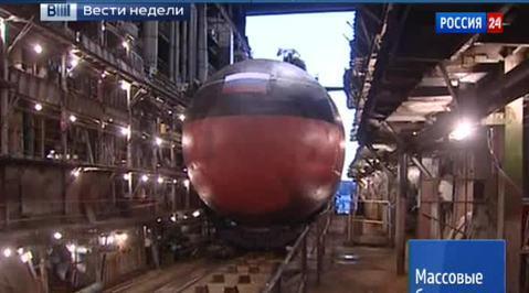 Россия вернула лидерство в подводном флоте