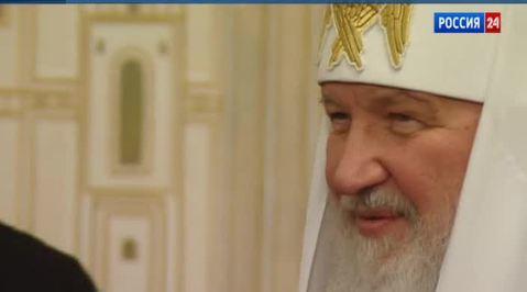 Пятилетие интронизации Патриарха Кирилла