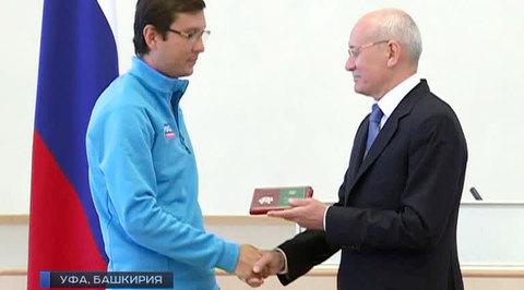 Корреспонденты ВГТРК награждены орденами Салавата Юлаева