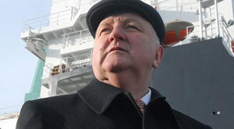 Владимир Александров. Корабль судьбы