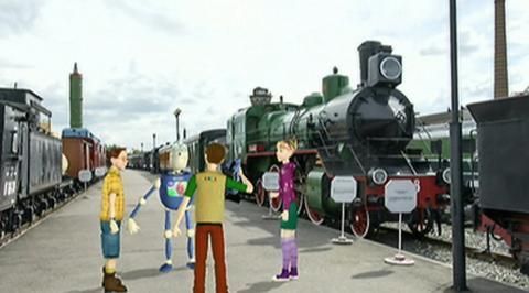 Путешествуй вместе с нами! Музей Октябрьской железной дороги