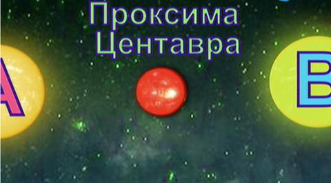 Почемучка. Звезды - ближайшие соседи Солнца