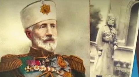 Великий князь Николай Николаевич Младший. Рад доказать свою любовь к России