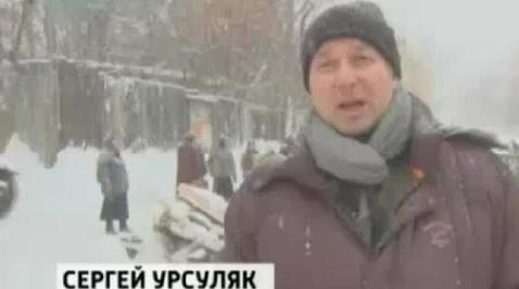 Жизнь и Судьба. Репортаж со съемочной площадки (01.02.2011)