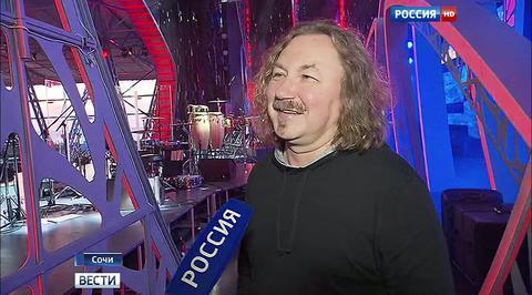 """Новая волна-2015. Сюжет программы """"Вести"""""""