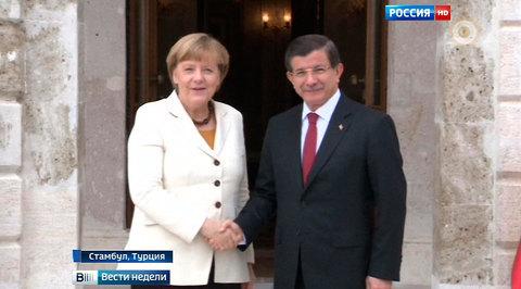 Германия пообещала Турции ускорить процесс вступления в ЕС