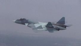 Военный эксперт: СУ-57 – самолёт будущего. С него можно будет увидеть даже комаров!..