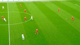 Футболисты России сыграли вничью с командой Турции