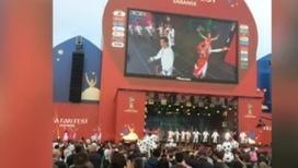 В Саранске стартовал фестиваль болельщиков