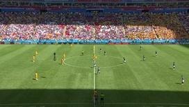 Футболисты сборной Франции переупрямили австралийцев