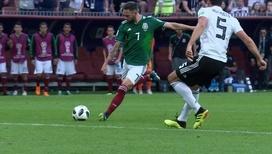 Сборная Мексики сенсационно обыграла действующих чемпионов мира