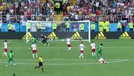 Курьезный гол в ворота сборной Польши