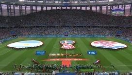 Хорваты разгромили аргентинцев, досрочно выйдя из группы