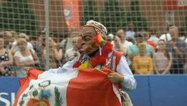 24 июня в Парке футбола на Красной площади прошел День Перу