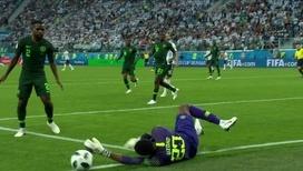 Месси помог Аргентине обыграть Нигерию и пробиться в 1/8 финала