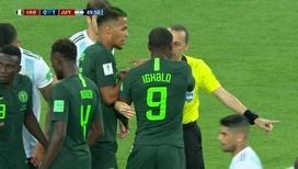 Нигерия - Аргентина. Лучшие моменты