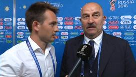 Станислав Черчесов: это футбол, с ума сходить не надо