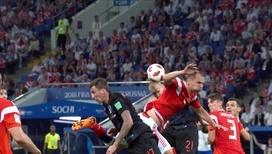 Домагой Вида выводит Хорватию вперед