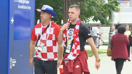 Второй финалист ЧМ-2018 по футболу определится на встрече Англии и Хорватии
