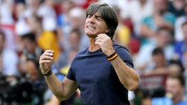Йоахим Лев: футболисты Германии показали высокий боевой дух