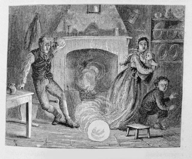О шаровых молниях упоминали очевидцы ещё в древности, но до сих пор никому не удавалось задокументировать столь редкое природное явление