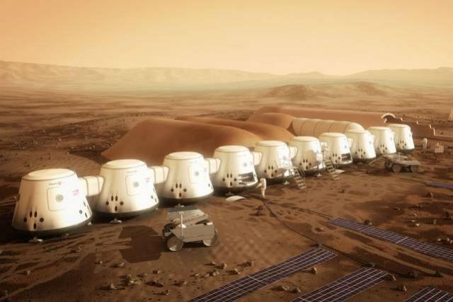 Марсианская колония может обойтись землянам куда дороже, чем они рассчитывают