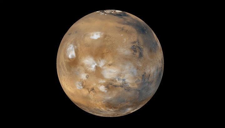 Шлейфы пыльных бурь на Марсе обычно не поднимаются выше 50 километров