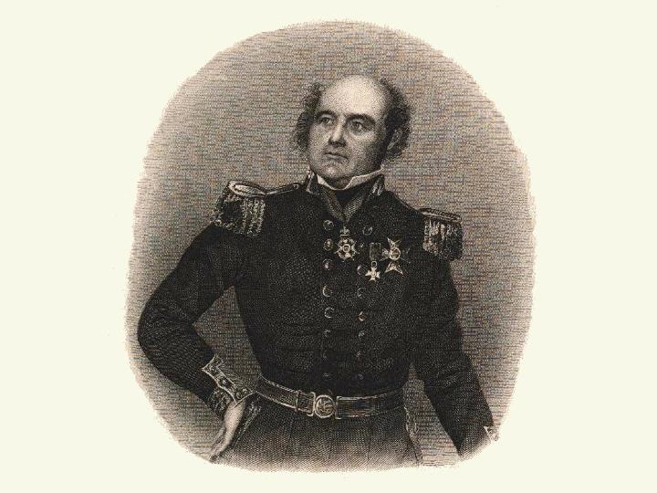 Сэр Джон Франклин √ мореплаватель, исследователь Арктики